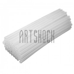 Термоклей ( клеевые палочки )  для термопистолета (1 кг., Ø11.2 x 200 мм.)