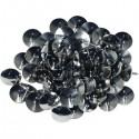 Кнопки канцелярские, никелированные, 50 шт., Arrow