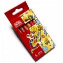 Карандаши восковые цветные, 6 цветов, Memoris - Precious