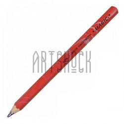 Специальные карандаши с многоцветным грифелем, MAGIC AMERICA RED, Koh-I-Noor