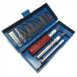 Набор ножей для линогравюры, 13 предметов, Hangyun Beaux-Art,