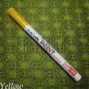 Масляный маркер - краска, yellow, 2 мм., SIPA