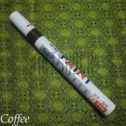 Масляный маркер - краска, coffee, 3 мм., SIPA