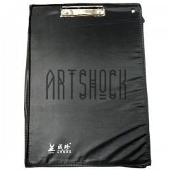 Планшет - папка пластиковый с сумкой на молнии, А3, 30 х 42 см.