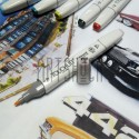 Маркер-копик TouchLiit Twin Marker, R131 skin white, Maieart Art