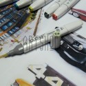 Маркер-копик TouchLiit Twin Marker, GY166 mignonette, Maieart Art