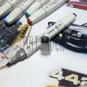 Маркер-копик TouchLiit Twin Marker, BG52 deep green, Maieart Art