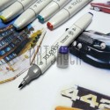 Маркер-копик TouchLiit Twin Marker, PB73 ultramarine, Maieart Art