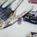 Маркер-копик TouchLiit Twin Marker, P88 purple grey, Maieart Art