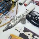 Маркер-копик TouchLiit Twin Marker, BR109 pearl white, Maieart Art