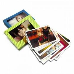 """Почтовые открытки для посткроссинга """"Little Girl"""", 80 х 58 мм., 30 открыток"""