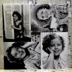 """Почтовые открытки для посткроссинга """"The little princess forever"""", 105 х 144 мм., 15 открыток"""