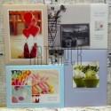 """Почтовые открытки для посткроссинга """"Life is beautiful, because of you"""", 105 х 144 мм., 15 открыток"""