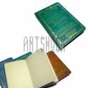 """Блокнот """"Soundtrack"""" зелёный, 90 х 130 мм., 96 листов, YASAC"""