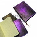 """Блокнот """"Come to a close"""" фиолетовый, 76 х 105 мм., 96 листов, YASAC"""