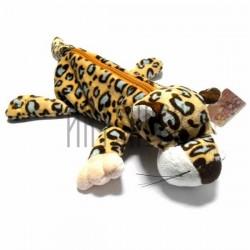 """Плюшевая  игрушка - пенал """"Гепард"""", NICI"""