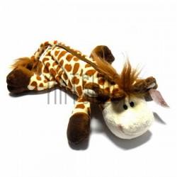 """Плюшевая  игрушка - пенал """"Жираф"""", NICI"""