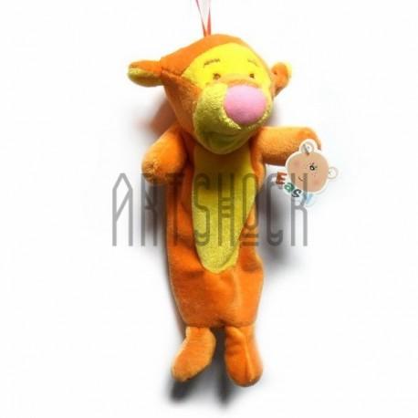"""Плюшевая  игрушка - пенал """"Тигр"""" с петелькой, EASY"""