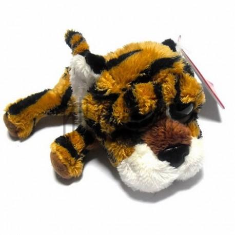 """Мягкая игрушка """"Тигр с большими глазами"""" на присоске, RUSS"""
