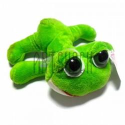 """Мягкая игрушка """"Лягушка с большими глазами"""" на присоске, K.K.toys"""