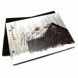 Альбомы для фотографий скрапбукинг Recall, 21.5 х 15.5 см.