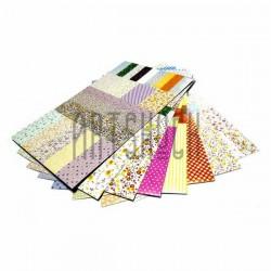 Набор высеченных стикеров (наклеек) на планшетке, размер 10 х 16.5 см., 8 листов