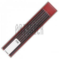 Набор грифелей (стержней) для цангового карандаша, Ø2 мм., 2B, Koh-i-noor