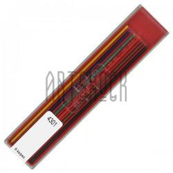 Цветные грифели (стержни) для цангового карандаша, Ø2 мм., COLORAMA, Koh-I-Noor