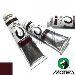 Краска художественная масляная, малиново-красный, 315, туба 50 мл., Maries