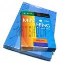 Калька сатиновая листовая, плотность 90 гр/м2, 250 листов, A4, MINFENG