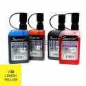 Заправка (чернила спиртовые) для маркера, 35 lemon yellow, Superior