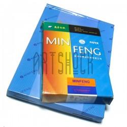 Калька сатиновая листовая, плотность 90 гр/м2, 250 листов, A3, MINFENG