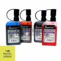 Заправка (чернила спиртовые) для маркера, 49 pastel green, Superior
