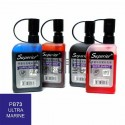 Заправка (чернила спиртовые) для маркера, 73 ultramarine, Superior