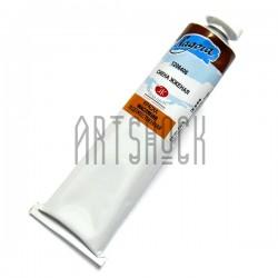 Краска художественная масляная, сиена жжёная, 406, туба 60 мл., Ладога