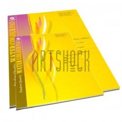 Альбом - склейка бумаги для акварели, 297 x 420 мм., 180 гр./м2., 12 листов, CONDA