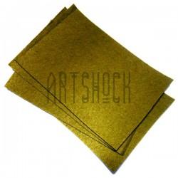 """Фетр для поделок и рукоделия """"Оливковый"""", 2 мм., 20 х 30 см."""