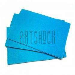 "Фетр для поделок и рукоделия ""Голубой"", 2 мм., 20 х 30 см."