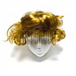 """Парик для куклы из искусственных волос """"медный блондин"""", REGINA"""