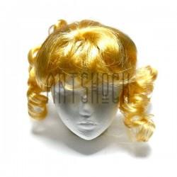 """Парик для куклы из искусственных волос """"золотисто-русый"""", REGINA"""