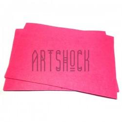 """Фетр для поделок и рукоделия """"Розовый"""", 1 мм., 20 х 30 см."""