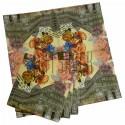 """Салфетка для декупажа """"Пизанский Собор Санта - Мария Ассунта"""", 33 x 33 см., 20 штук, REGINA"""