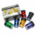 Набор акриловых красок по стеклу, 6 цв. по 18 мл., Art Nation