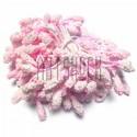 Тычинки для цветов (гроздь), двусторонние, светло-розовые, размер 6 мм., длина 6 см., REGINA