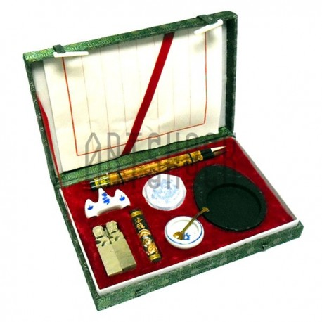 Набор для каллиграфии в китайском стиле, 10 предметов, CONDA