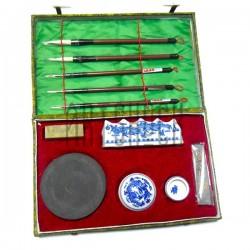 Набор для каллиграфии в китайском стиле, 11 предметов, CONDA
