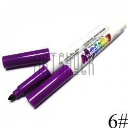 Маркер по ткани фиолетовый, Soundy