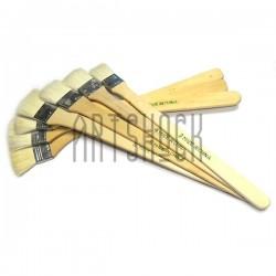 Кисть флейцевая для китайской каллиграфии и живописи из шерсти козы №7