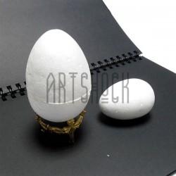"""Фигурка - заготовка из пенопласта """"Яйцо"""", 7 см."""