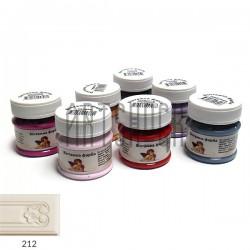 Винтажная меловая краска, кремовый, 50 мл., Daily ART
